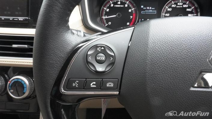 2020 Mitsubishi Xpander Ultimate A/T Interior 005