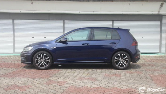 Volkswagen Golf 2019 Exterior 008