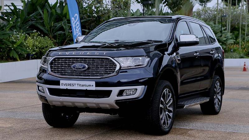Ford Everest 2021 Resmi Diluncurkan, Toyota New Fortuner dan Mitsubishi Pajero Wajib Waspada! 02
