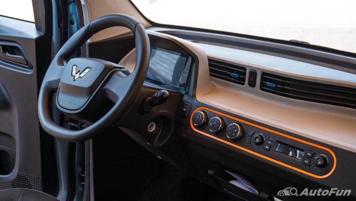 2021 Wuling Mini EV Upcoming Version Interior 002