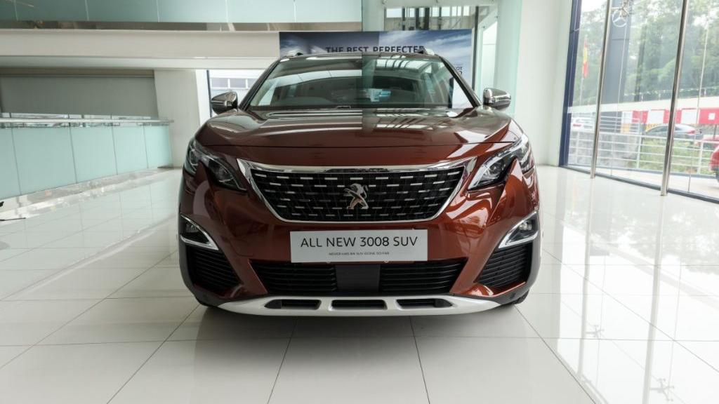 Peugeot 3008 2019 Exterior 002