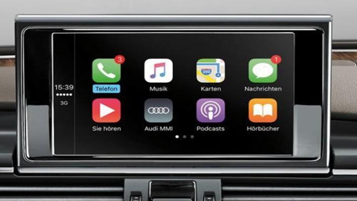 Audi A7 2019 Interior 006
