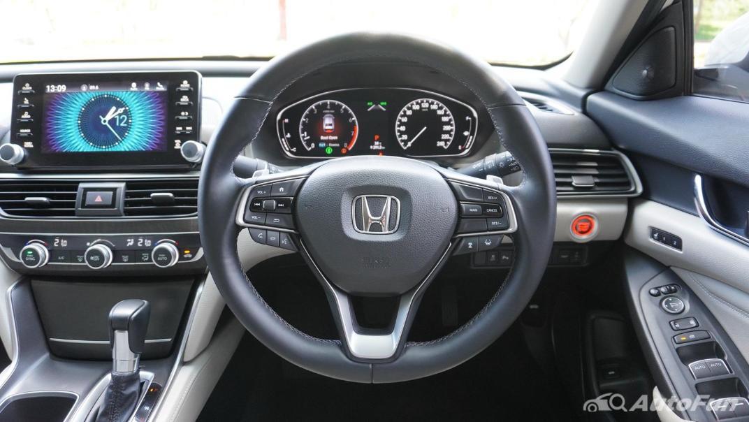 2021 Honda Accord 1.5L Interior 002