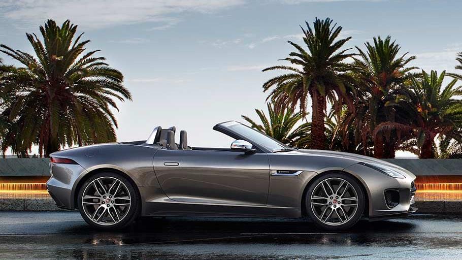 Jaguar F-TYPE 2019 Exterior 034