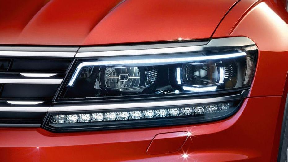 Volkswagen Tiguan 2019 Exterior 041