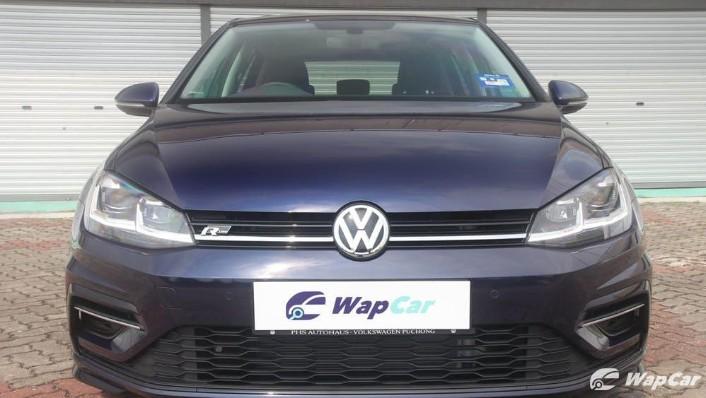 Volkswagen Golf 2019 Exterior 009
