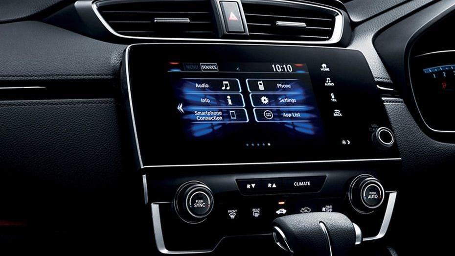 Honda CRV 2019 Interior 005