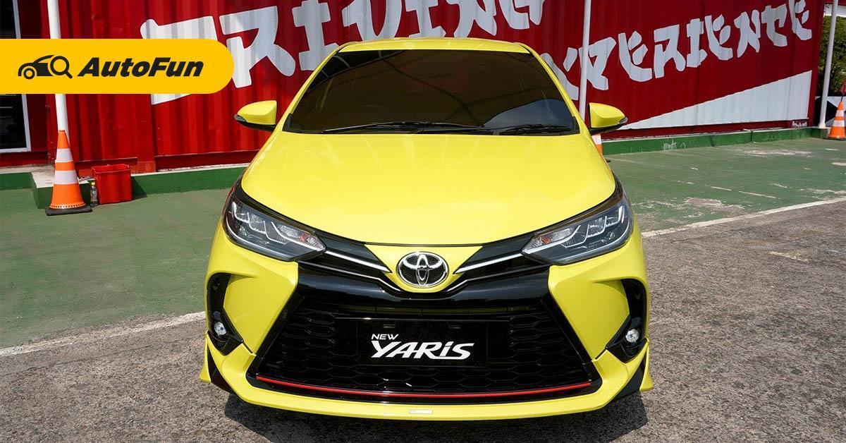 Perbedaan City Car vs Hatchback, Toyota Agya 2021 Si Mobil Kota Lawan Toyota Yaris Si Sedan Tanpa Buntut 01