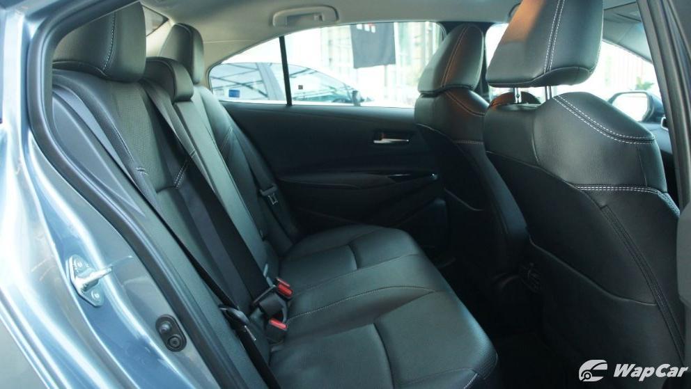 Toyota Corolla Altis 2019 Interior 030