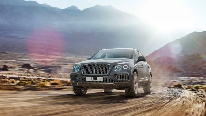 Bentley Bentayga 2019 Exterior 007