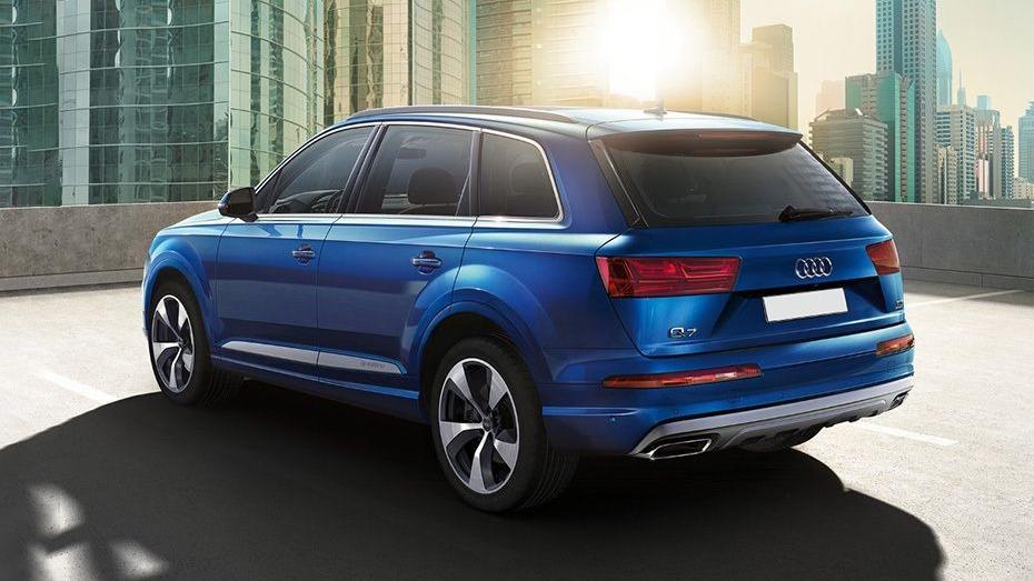 Audi Q7 2019 Exterior 007