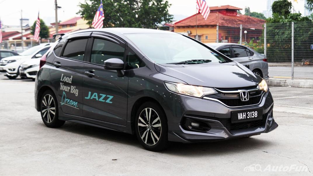 Honda Jazz 2019 Exterior 003