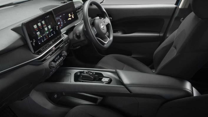 2021 Nissan Note Upcoming Version Interior 008