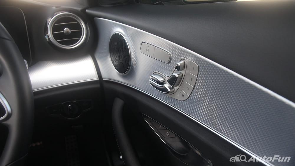 Mercedes-Benz E-Class 2019 Interior 151