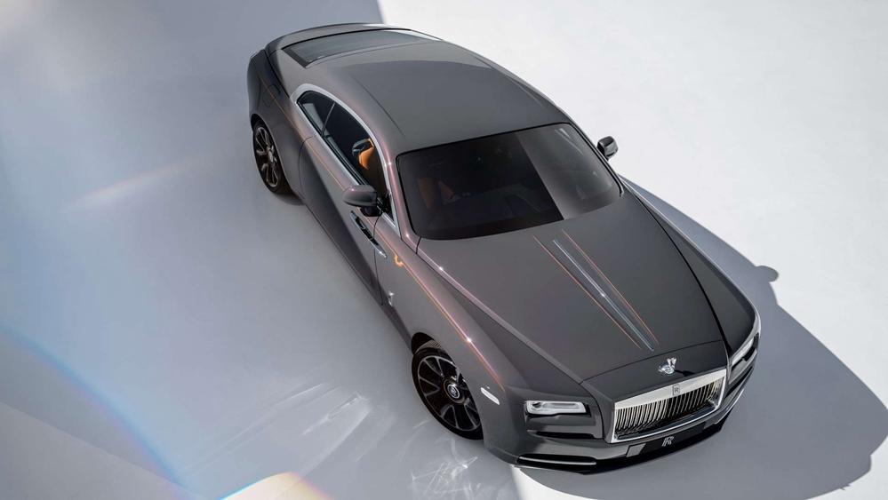 Rolls Royce Wraith 2019 Exterior 003