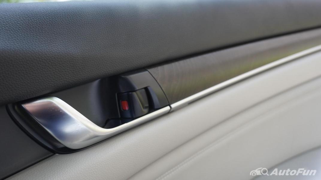 2021 Honda Accord 1.5L Interior 047