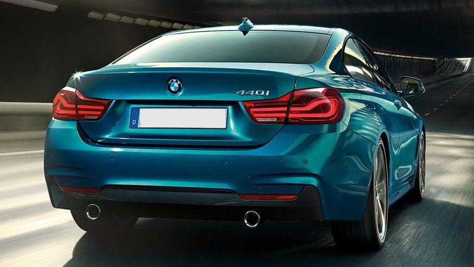 BMW 4 Series Coupe 2019 Exterior 004
