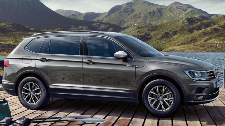 Volkswagen Tiguan Allspace 2019 Exterior 005