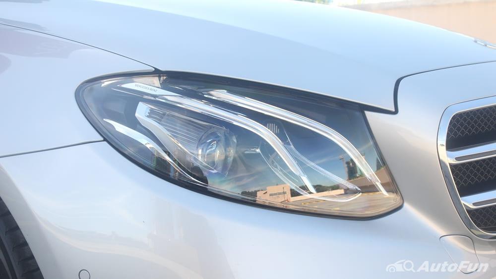 Mercedes-Benz E-Class 2019 Exterior 066