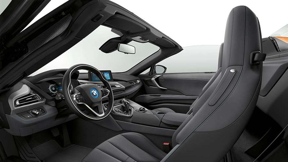 BMW I9 Roadster 2019 Interior 006