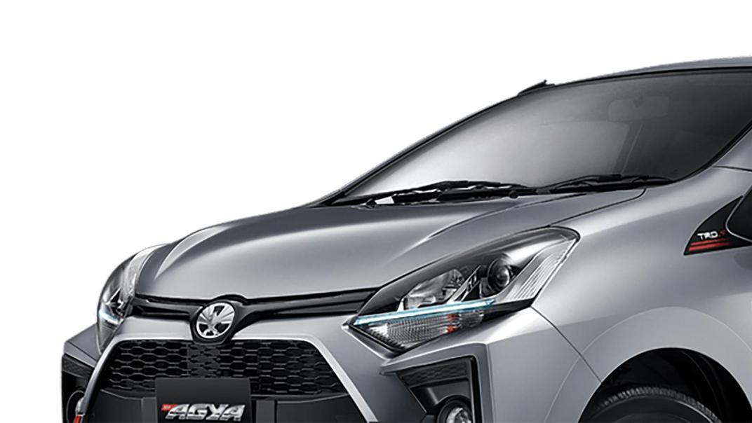 Toyota Agya 2020 Exterior 005