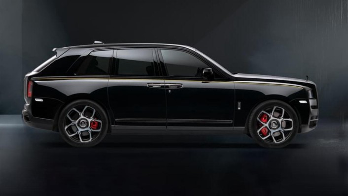 Rolls Royce Ghost 2019 Exterior 003