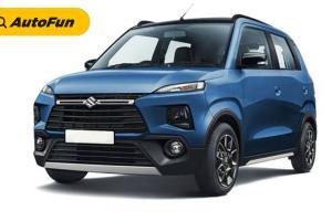 Suzuki Karimun Wagon R 2021 akan Mendapatkan Sentuhan ala Crossover