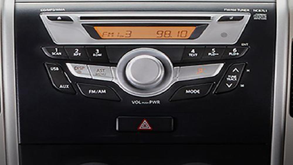 Suzuki Karimun Wagon R 2019 Interior 003