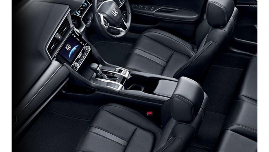Honda Civic 2019 Interior 001
