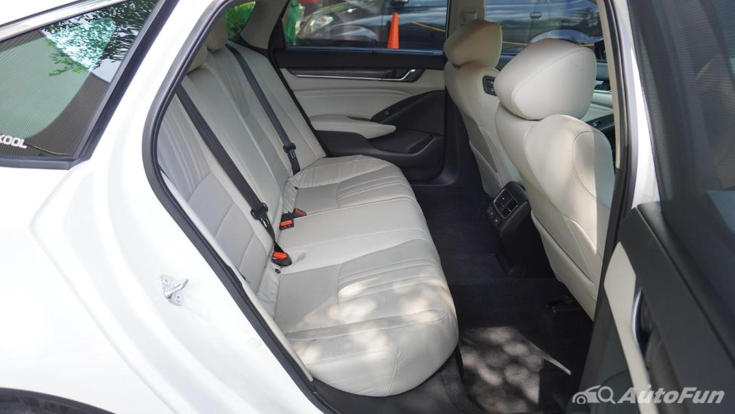 2021 Honda Accord 1.5L Interior 030
