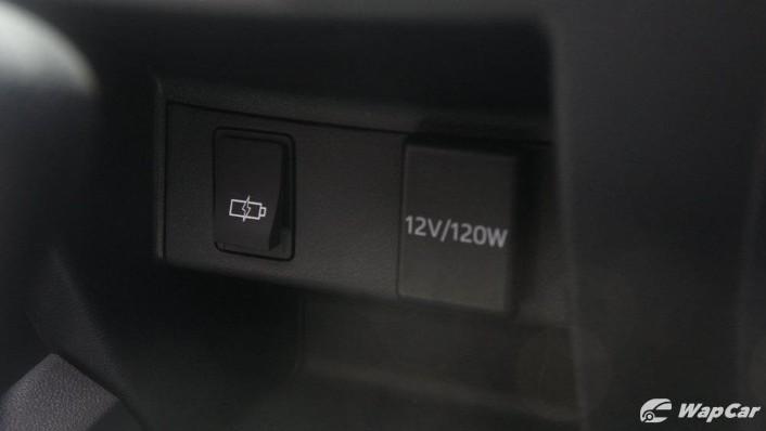 Toyota Avanza 2019 Interior 008