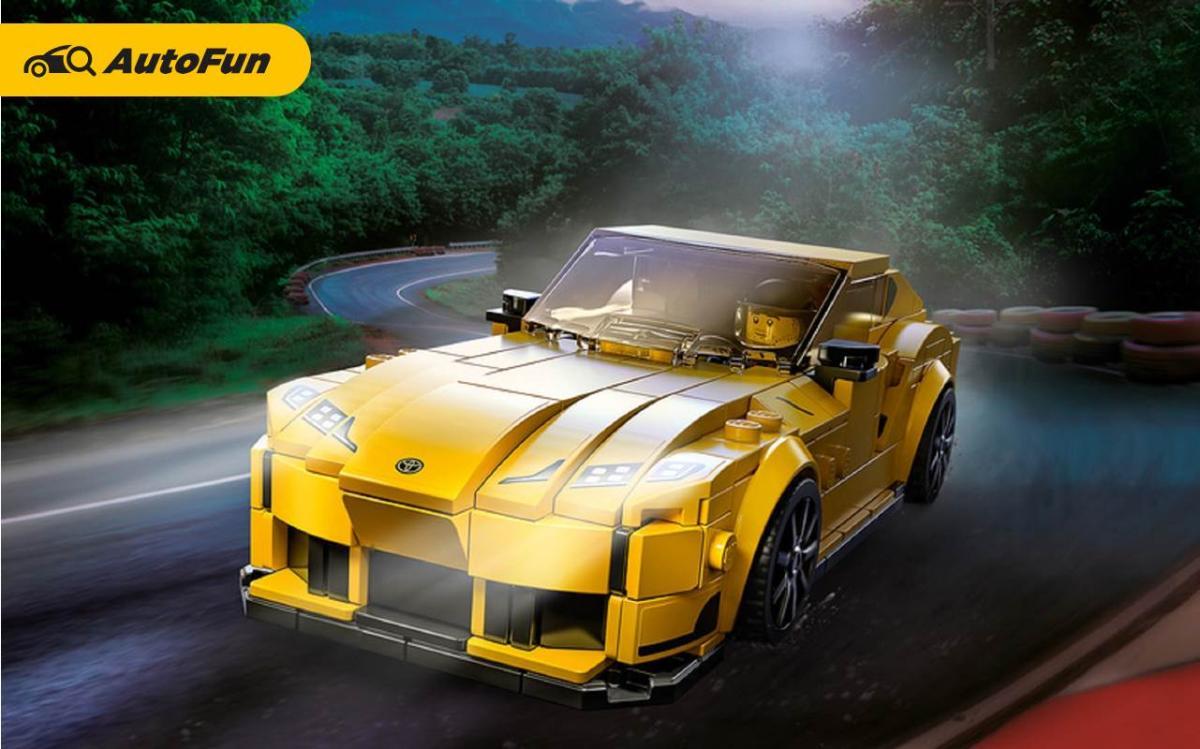 Lego Toyota Supra 2021