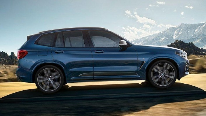 BMW X3 2019 Exterior 004
