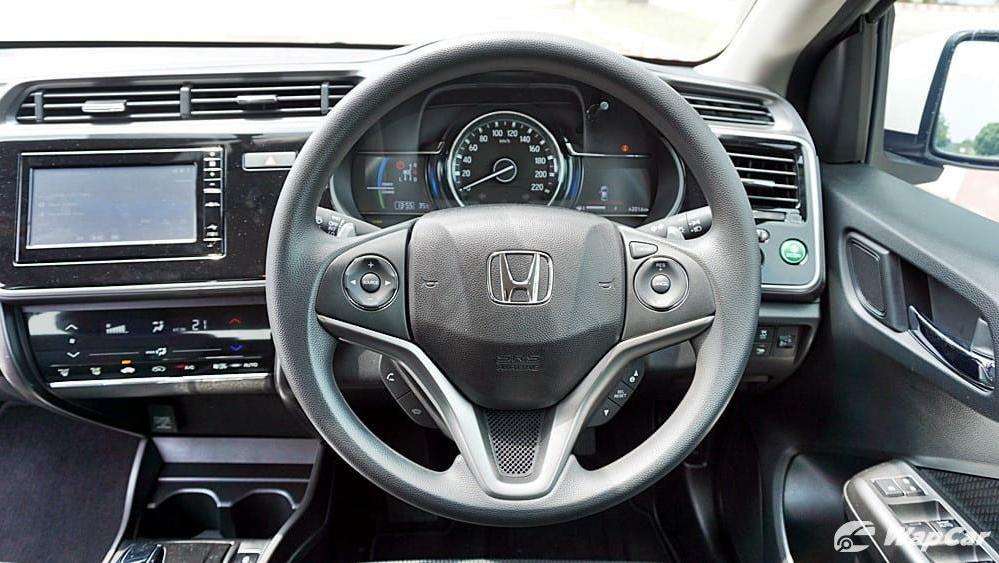 Honda City 2019 Interior 077