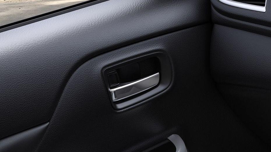 Mitsubishi Triton 2019 Interior 056