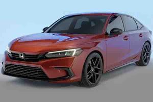 Honda Civic 2021 Meluncur Lebih Cepat dari Yang Diperkirakan!