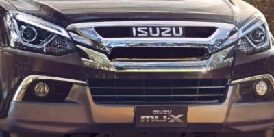 Isuzu MU-X 2019 Exterior 009