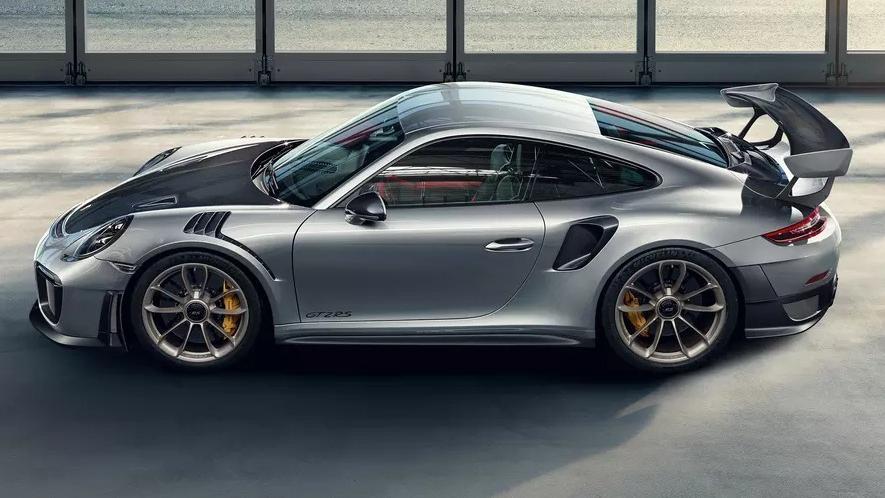 Porsche 911 2019 Exterior 008