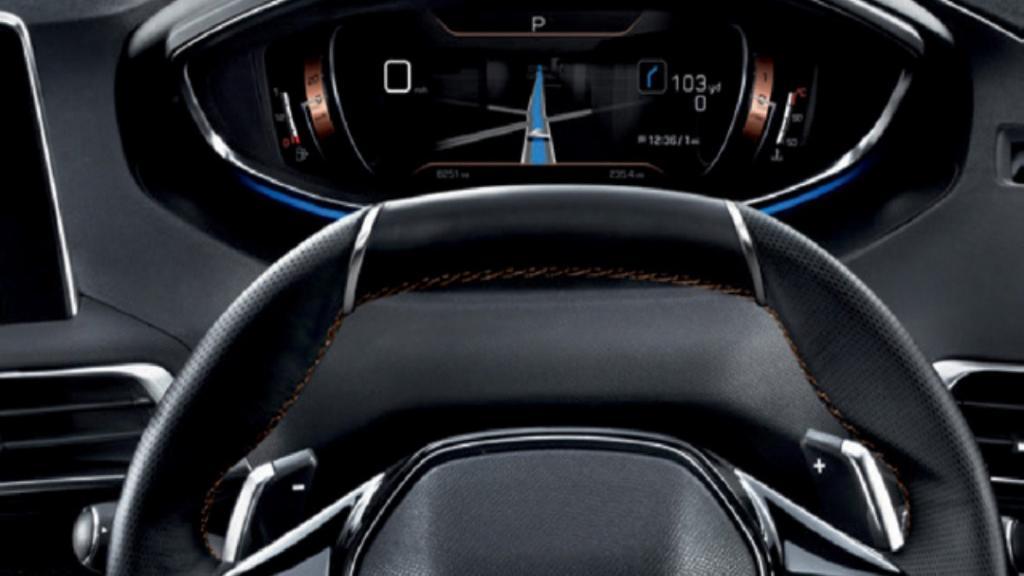 Peugeot 5008 2019 Interior 043