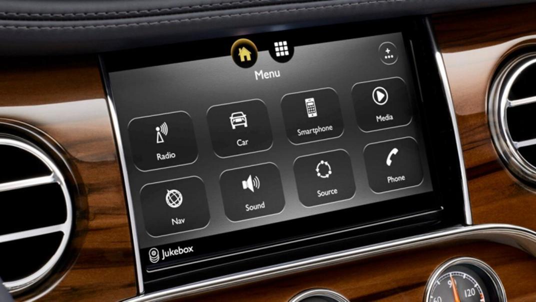 Bentley Mulsanne 2019 Interior 008