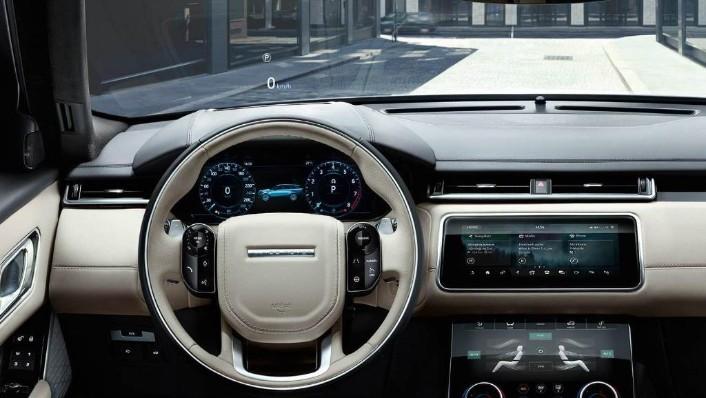 Land Rover Range Rover Velar 2019 Interior 004