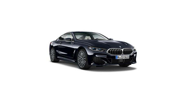 BMW 8 Series Coupe 2019 Exterior 010