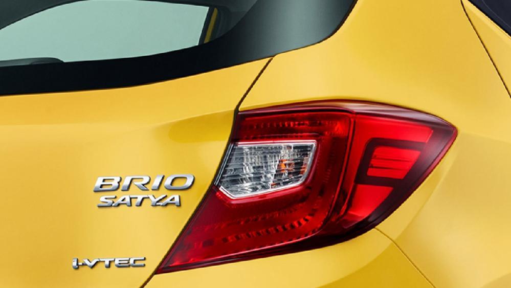 Honda Brio 2019 Exterior 010