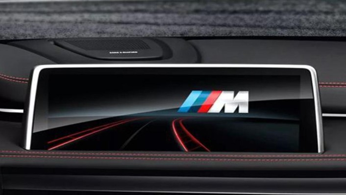BMW X5 M 2019 Interior 004
