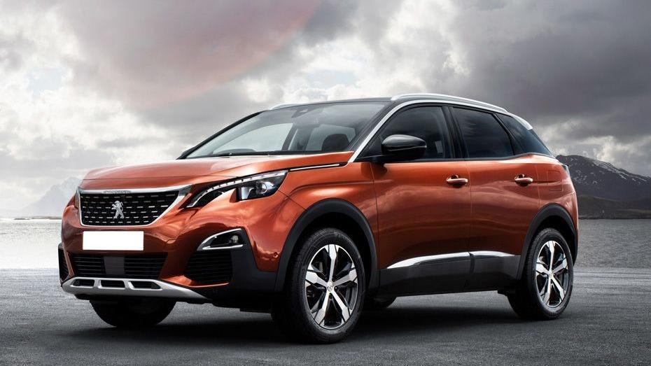 Peugeot 3008 2019 Exterior 027