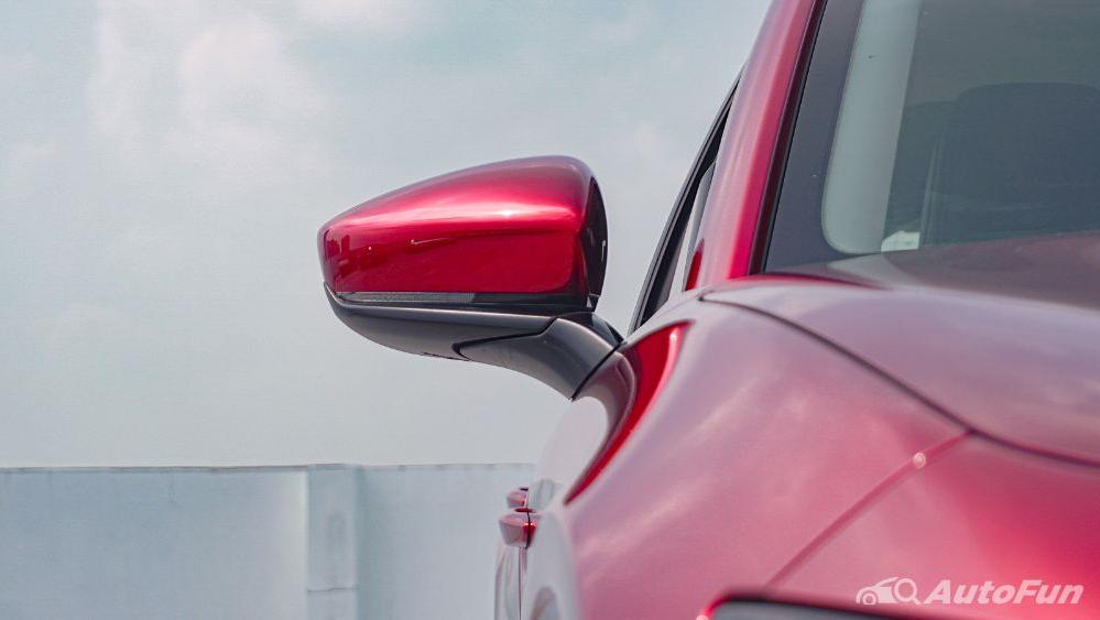 Mazda CX 30 GT Exterior 036
