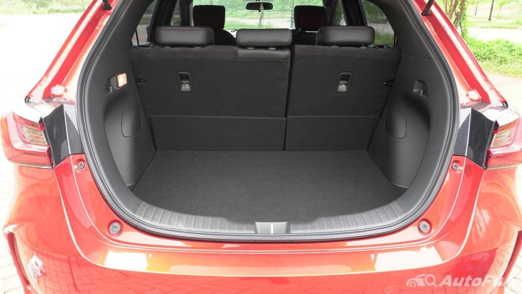 2021 Honda City Hatchback RS 1.5 CVT Interior 009