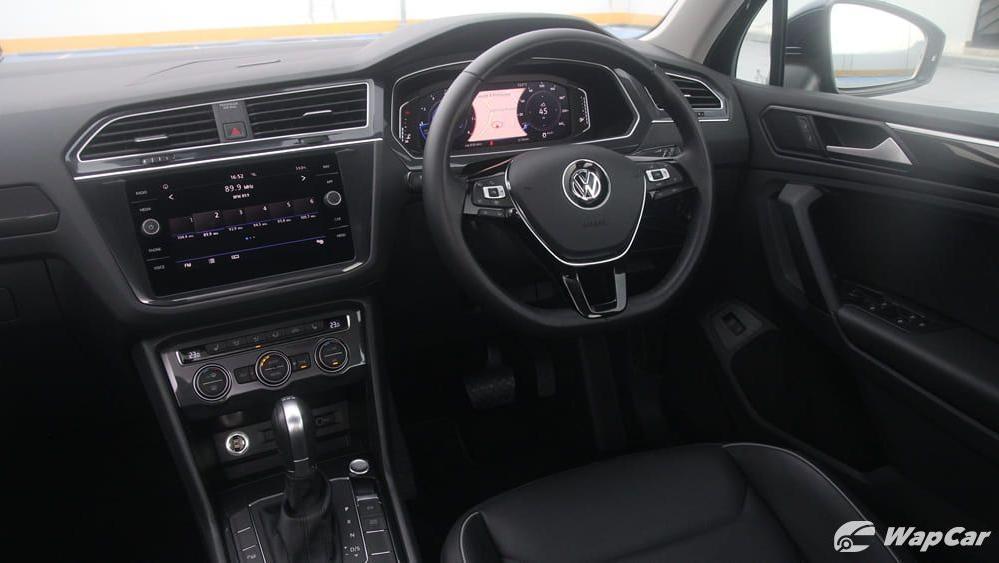 Volkswagen Tiguan 2019 Interior 002