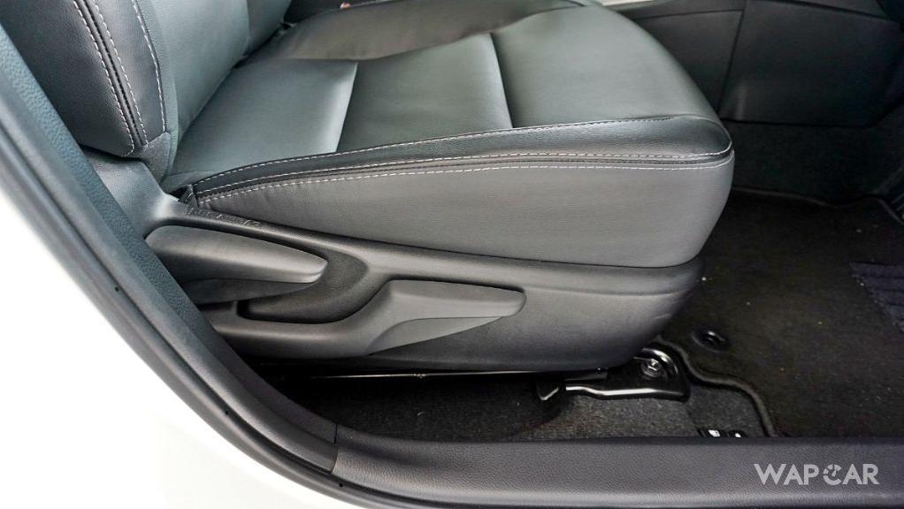 Toyota Corolla Altis 2019 Interior 185