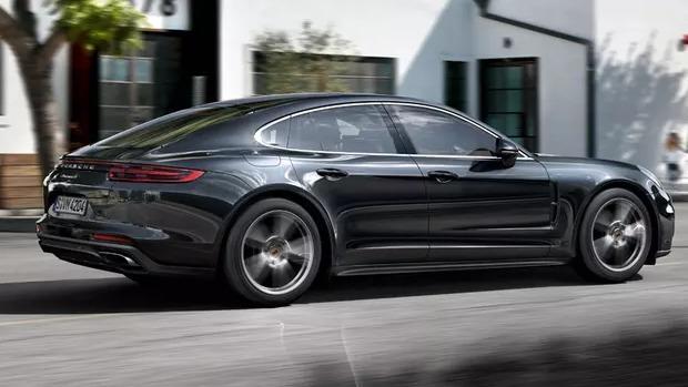 Porsche Panamera 2019 Exterior 014